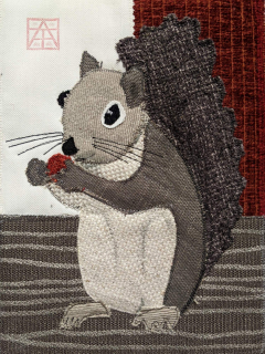 Jittery Squirrel