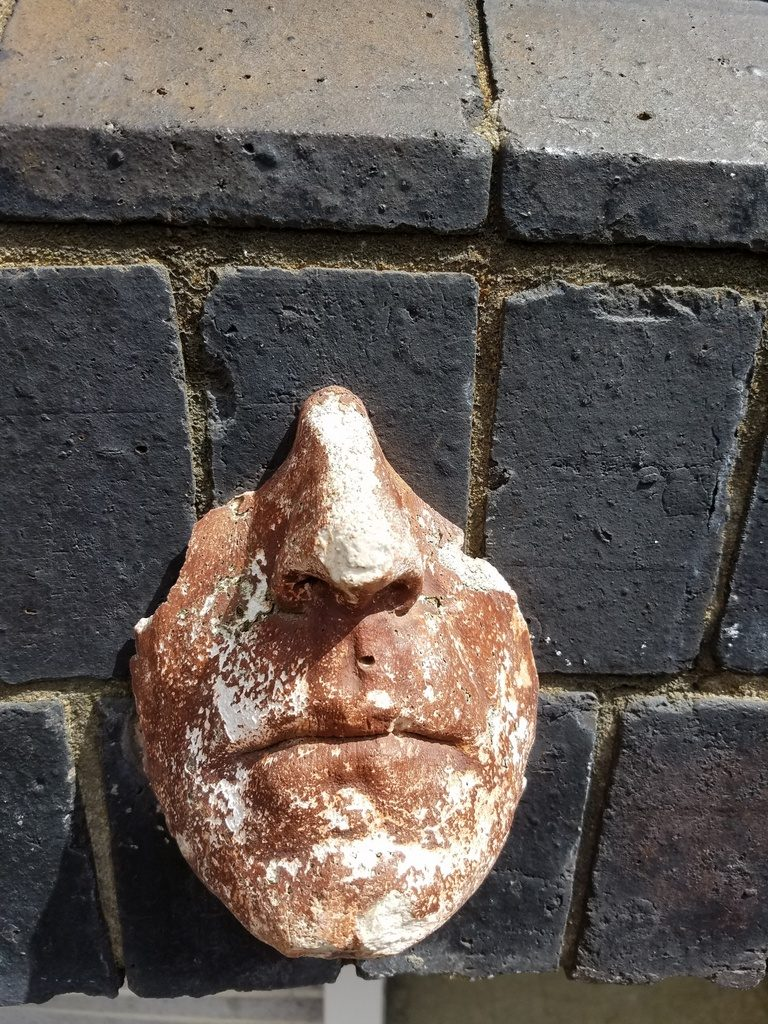 Street art around Brick Lane Sunday Market