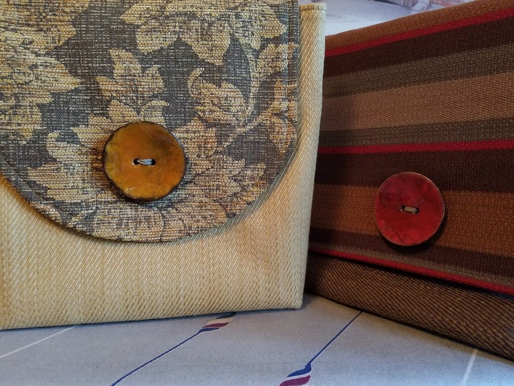 Any Texture Fall collection handbags. upholstery textile purses