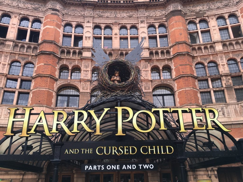 Harry Potter and the Cursed Child, London