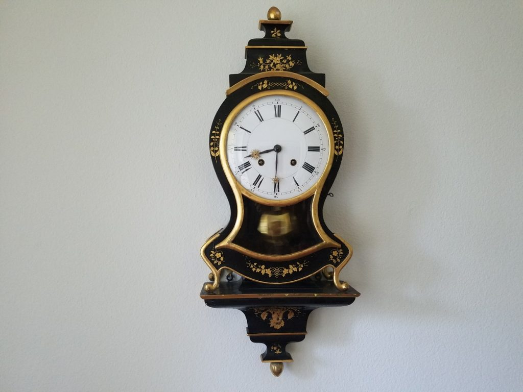 My in-law's Wedding clock