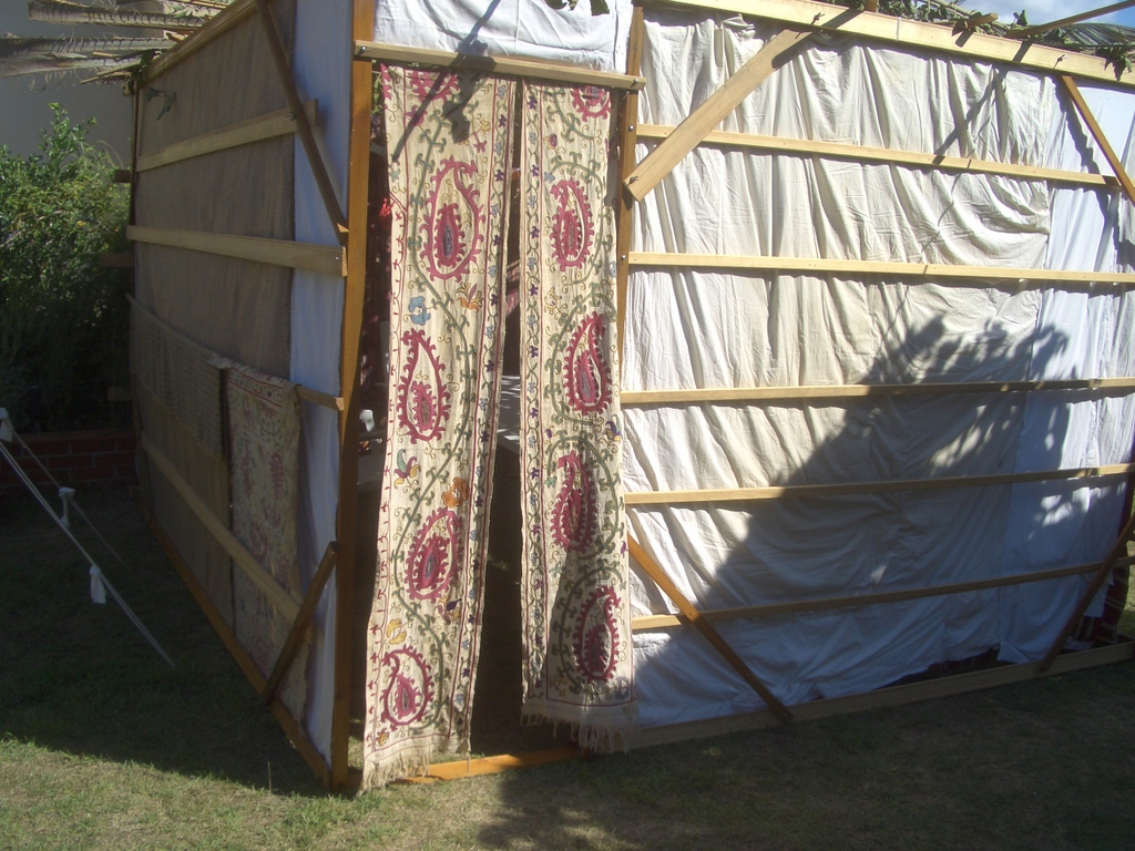 My Father's sukkah