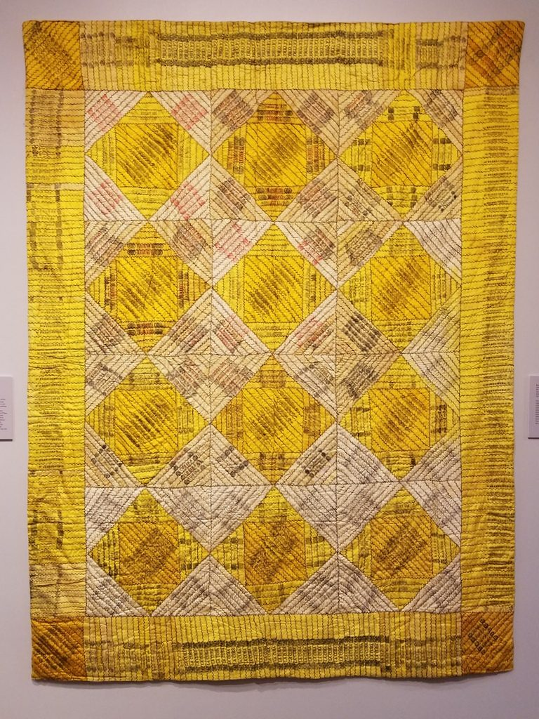 For Inspiration Visit A Quilt Museum Any Texture Textile Art