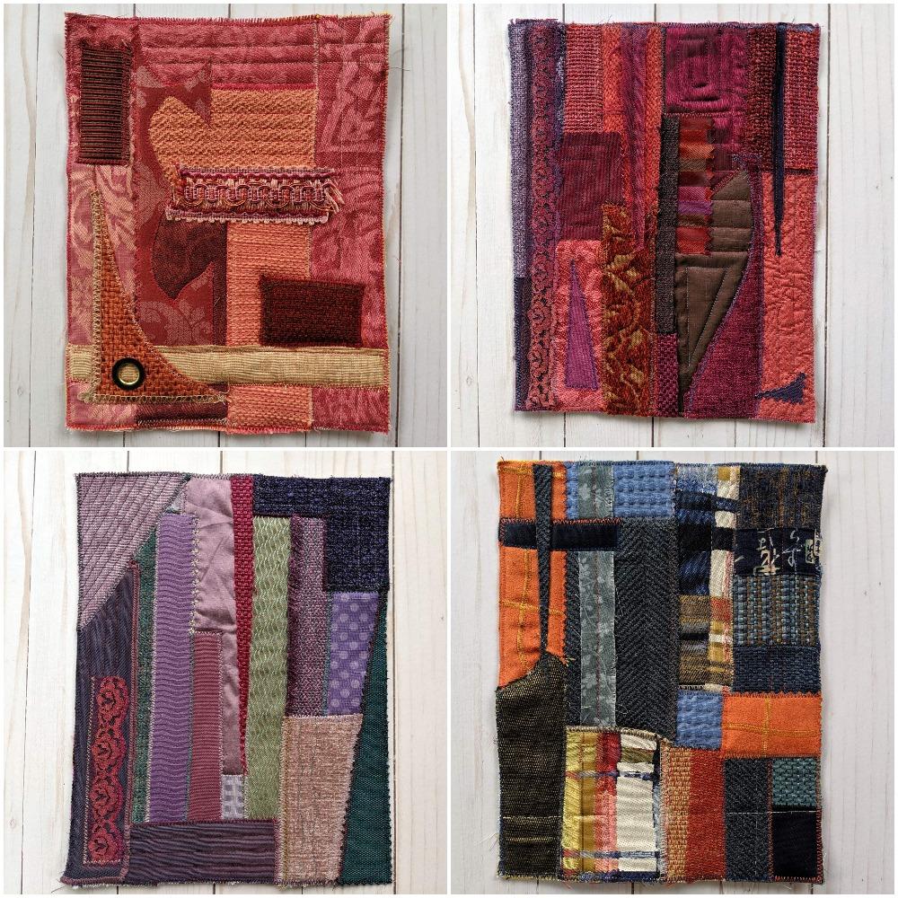 Textile poems